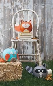 Cute Pumpkin Carving Ideas Easy by 31 Fabulous Pumpkin Decorating Ideas Fox Hollow Cottage