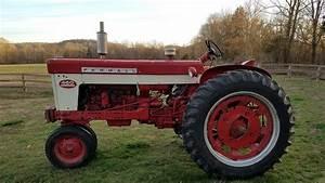 1962 Mccormick Farmall 460