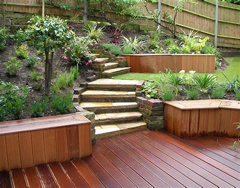 Small Garden : Best Design. Modern Garden Ideas In Home Backyard