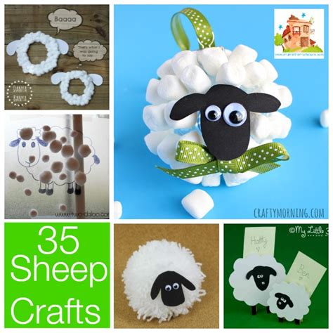 sheep crafts for preschool 35 and sheep crafts in the madhouse 276