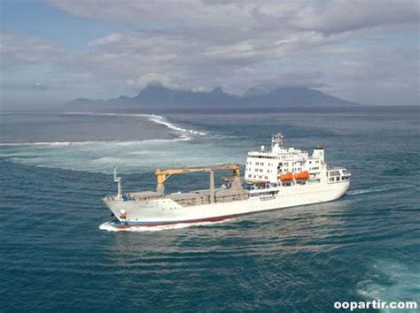 polynesie aranui iii croisi 232 re aux marquises sur un cargo mixte