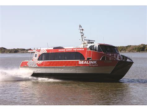 Passenger Catamaran Design by Clipper V Passenger Catamarans Teknicraft Design