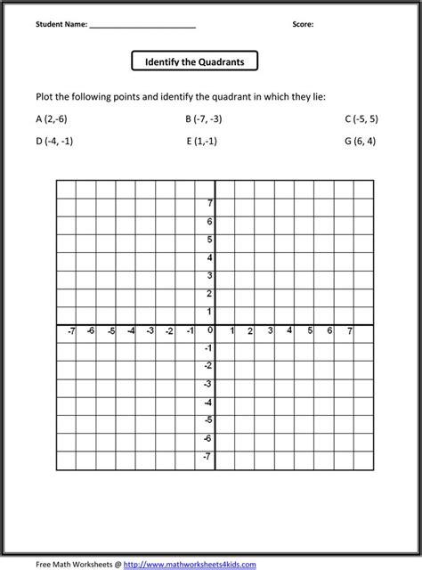 grade math worksheet school pinterest math