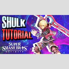 Smash Ultimate Shulk Competitive Tutorial Ft Nicko Youtube