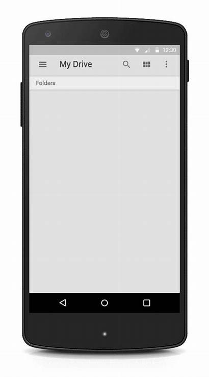 Google Drive Feature Drop Drag Android Gets