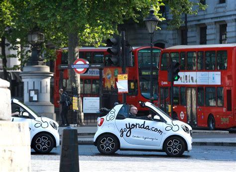 travel bureau car yonda smart car is so smart it thinks it is a tour