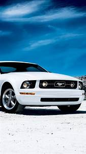 Ford Mustang White - Best htc one wallpapers