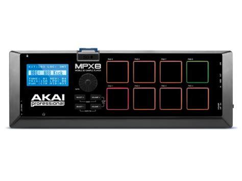 ready akai mpx8 akai professional mpx8 portable sle pad controller