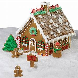 build your dream gingerbread house part one christmas With gingerbread house decorating ideas easy