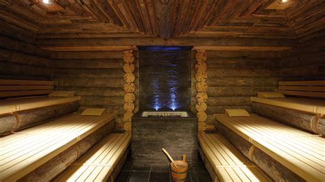 Sauna : Thermarium Spa