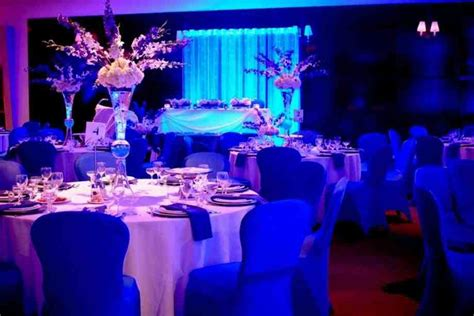 royal blue wedding theme ideas weddings234