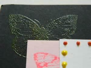 Creating Handmade Greeting Cards using Radiant Inks