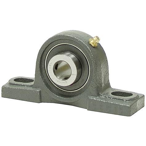 pillow block bearing 1 2 quot pillow block bearing a l bearings and components