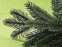 Künstlicher Weihnachtsbaum Wie Echt : k nstlicher weihnachtsbaum 180 cm 1071 pe spitzen mit st nder gr n ~ Frokenaadalensverden.com Haus und Dekorationen