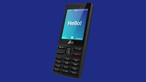 jio phone top feature phone in india in q4 2017 counterpoint technology news