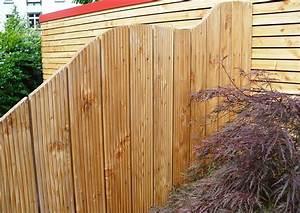 Sichtschutzzaun Selber Bauen : sichtschutz aus riffelholz eigenbau leicht m glich ~ Lizthompson.info Haus und Dekorationen