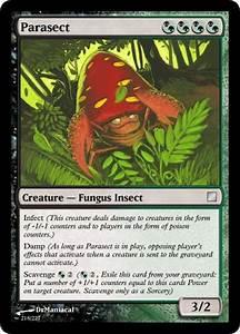 Parasect MTG Card by parker1997 on deviantART