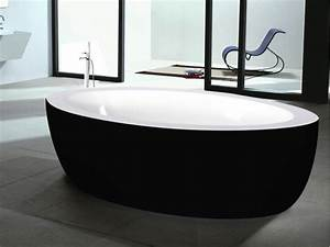 Freistehende Badewanne Schwarz : freistehende badewanne marmara 206 l schwarz g nstig ~ Sanjose-hotels-ca.com Haus und Dekorationen