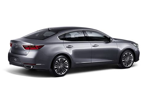 2017 Kia Cadenza Picture 657372 Car Review Top Speed