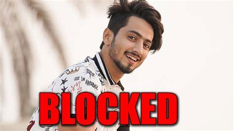 Faisu's Tiktok Account Blocked