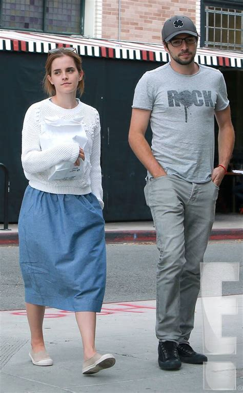 Meet Emma Watson New Mystery Man See The Exclusive Pics