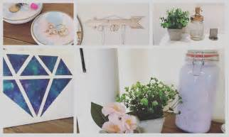 inspired diy room decor ideas clouds in a jar galaxy canvas marble jewelry plate my
