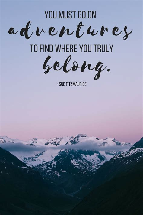 travel quotes adventure begins   travel