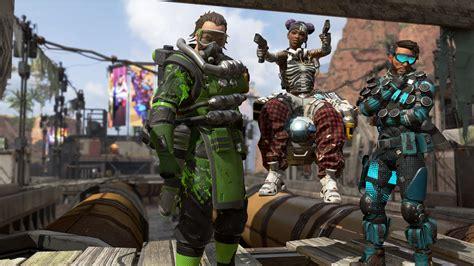 titanfall  isnt  development apex legends