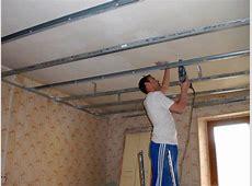 Un faux plafond en placo Isolation idées