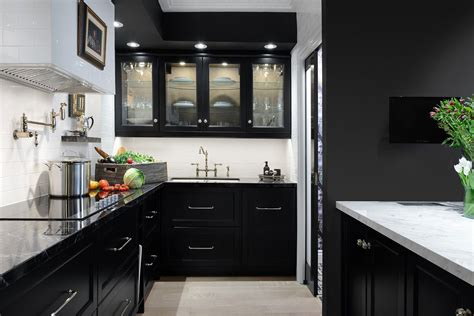 black kitchen cabinets review  kitchen blog