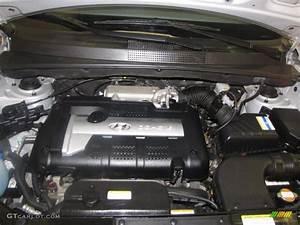 2006 Hyundai Tucson Gl 2 0 Liter Dohc 16v Vvt 4 Cylinder