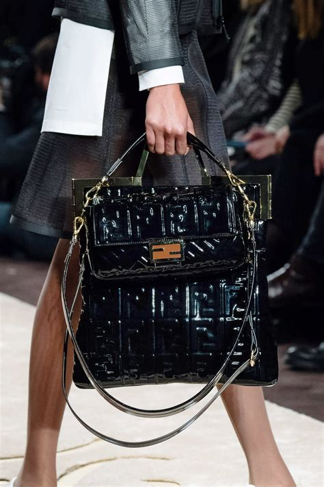 Fendi Fall/Winter 2019 Runway Bag Collection | Spotted Fashion