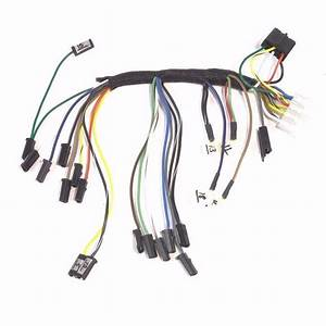 John Deere 3020 Diesel Serial  68 000 To 122 999 Dash  U0026 Engine Wire Harness