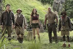 Jumanji Welcome to the Jungle 2017 Movie Trailer, Cast ...
