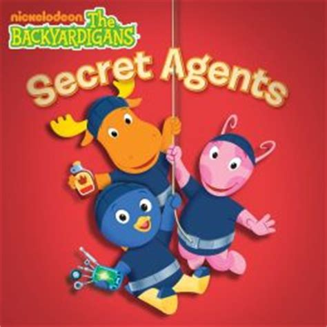 barnes and noble tyrone secret agents the backyardigans by nickelodeon