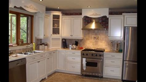 kitchen backsplash ideas  white cabinets youtube