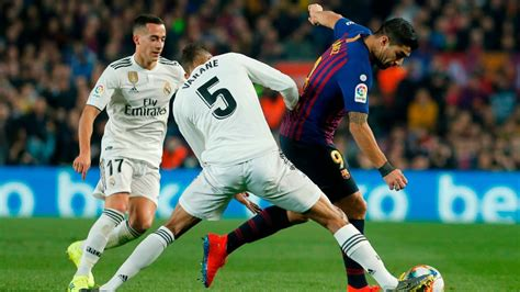 How to watch Real Madrid vs. Barcelona in El Clasico in Miami.