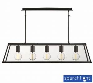 Searchlight voyager light lantern bar pendant