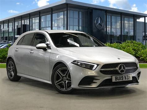 This a 200d sport isn't as much fun to drive as some rivals, while the gruff diesel engine and sluggish automatic gearbox. Nearly New A CLASS MERCEDES-BENZ A200d AMG Line 5dr Auto 2019 | Lookers
