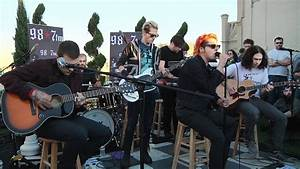 My Chemical Romance - Helena (Live Acoustic at 98.7FM ...  My