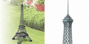 Backyard Eiffel Tower - The Green Head