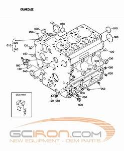 6208a Kubota Engine Parts Diagrams