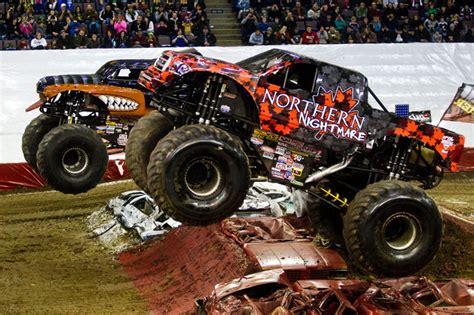 monster truck show edmonton monster jam to kick up dirt in edmonton this weekend