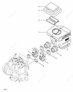 Ski Doo 1999 Mx Z - 600  Air Intake System