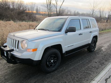jeep patriot white the gallery for gt white jeep patriot lifted