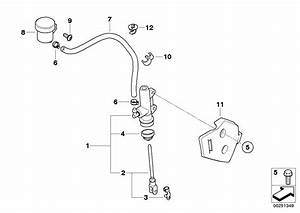 2007 Bmw F650gs Rear Brake Master Cylinder