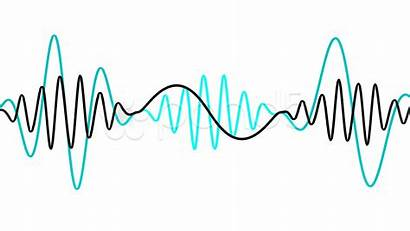 Sound Wave Waves Clip Clipart Vector Cliparts