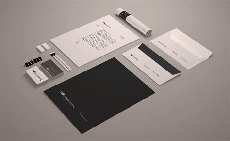 Free only this week at creative market: The Best 32+ FREE Branding, Identity and Stationery PSD ...