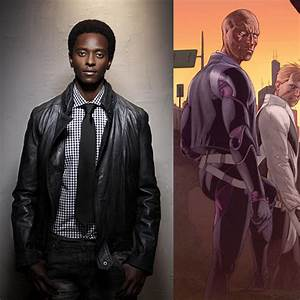 Edi Gathegi cast as Darwin in X-Men: First Class - Oh No ...