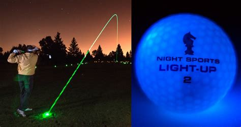 things you can do with leds led light up golf balls cool sh t you can buy find cool things to buy